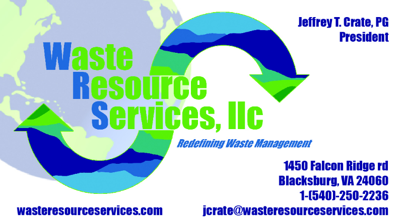 Resume | Waste Resource Services